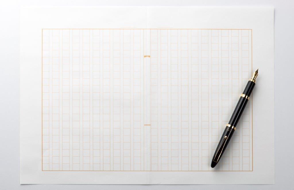 小説を応募する際の綴じ方と原稿用紙のルールについて