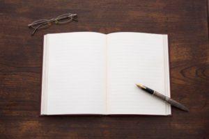 自分史の書き方と心構えは書き始める前におさえておこう!
