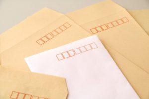 小説を応募する際の封筒の書き方・注意点